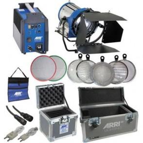 Arrisun Cinepar 6 KW with lens kit Flicker Free Ballast