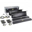 Kinoflo 120 – 4 Bank 2 Light kit