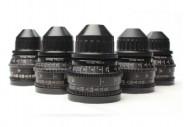 Zeiss Super Speed T1.3 MKIII set 35mm