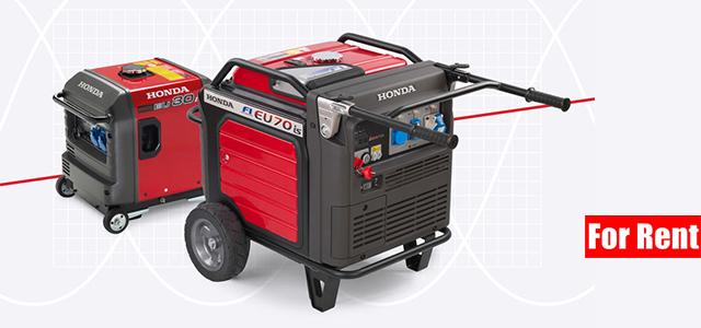 Honda EU 70 Power Generator