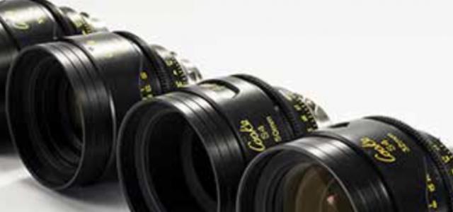 Lenses Cooke s4 ,T2